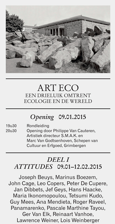 news - art eco - attitudes